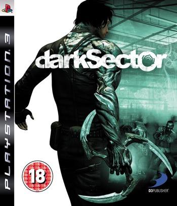 Dark Sector PS3 coverM (BLES00222)