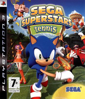 Sega Superstars Tennis PS3 coverM (BLES00232)