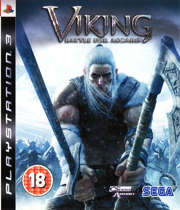 Viking: Battle for Asgard PS3 coverM (BLES00242)