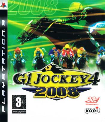 G1 Jockey 4 2008 PS3 coverM (BLES00271)