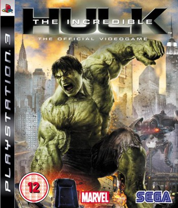 The Incredible Hulk PS3 coverM (BLES00289)
