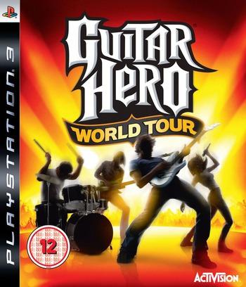 Guitar Hero: World Tour PS3 coverM (BLES00299)