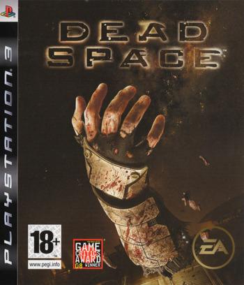 Dead Space Array coverM (BLES00310)