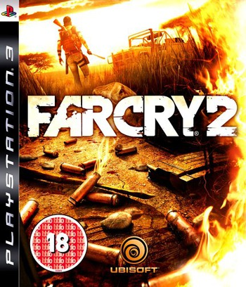 Far Cry 2 PS3 coverM (BLES00324)