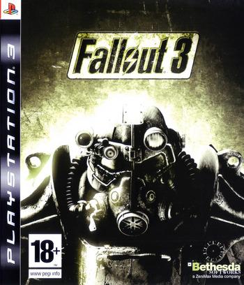 Fallout 3 PS3 coverM (BLES00333)