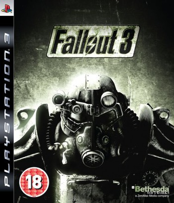 Fallout 3 PS3 coverM (BLES00336)