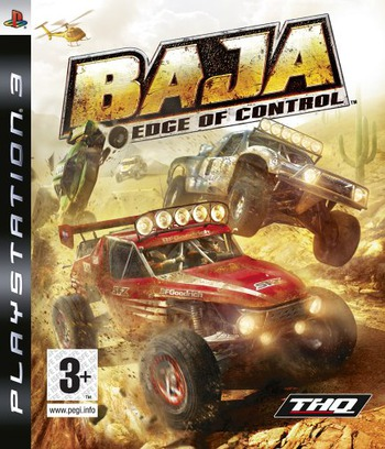 Baja: Edge of Control PS3 coverM (BLES00359)