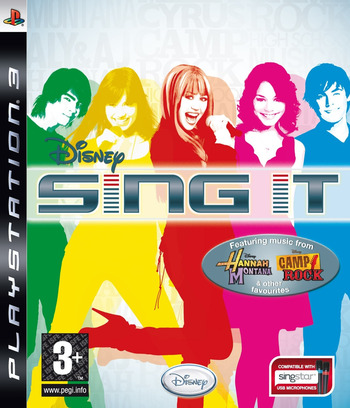 Disney Sing It PS3 coverM (BLES00378)