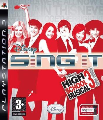 Disney Sing It: High School Musical 3 Senior Year PS3 coverM (BLES00442)