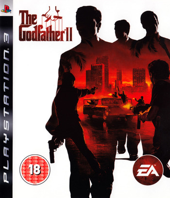 The Godfather II PS3 coverM (BLES00477)