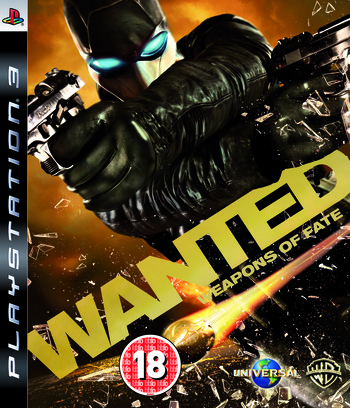 Wanted: Weapons of Fate PS3 coverM (BLES00504)