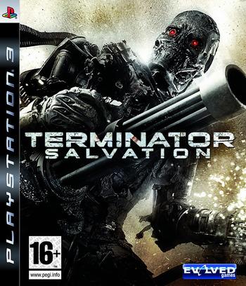 Terminator Salvation PS3 coverM (BLES00537)