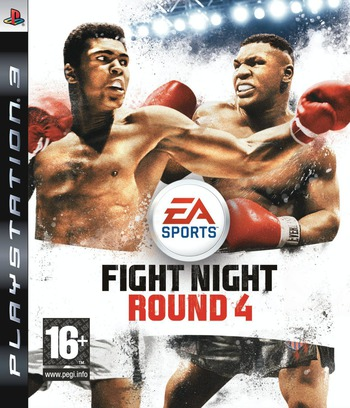 Fight Night Round 4 PS3 coverM (BLES00538)