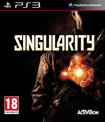 Singularity PS3 coverM (BLES00561)