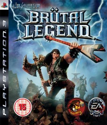 Brutal Legend PS3 coverM (BLES00562)