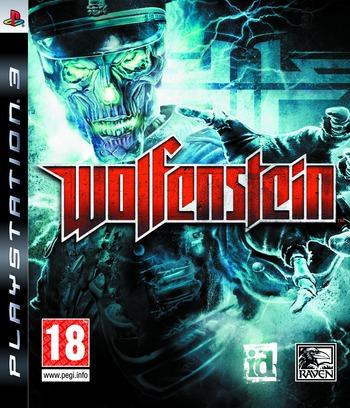 Wolfenstein PS3 coverM (BLES00566)