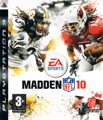 Madden NFL 10 PS3 coverM (BLES00595)