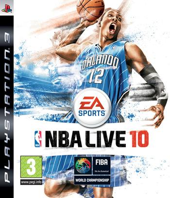 NBA Live 10 PS3 coverM (BLES00637)