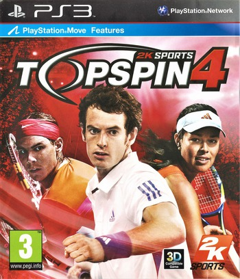 Top Spin 4 PS3 coverM (BLES00668)