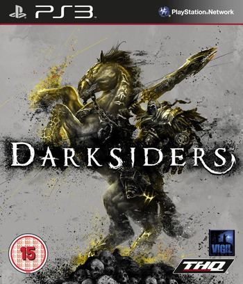 Darksiders PS3 coverM (BLES00705)