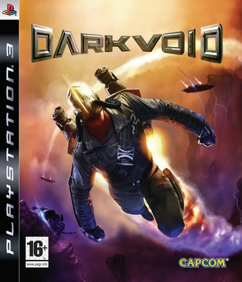Dark Void PS3 coverM (BLES00723)