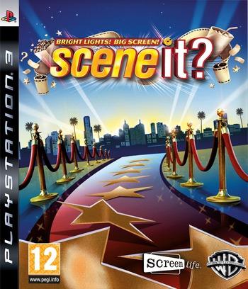 Scene It? Bright Lights! Big Screen! PS3 coverM (BLES00733)