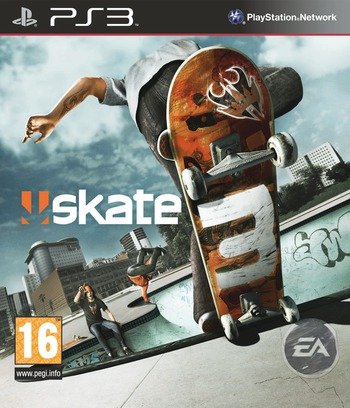 Skate 3 PS3 coverM (BLES00760)