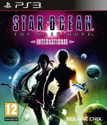 Star Ocean: The Last Hope International PS3 coverM (BLES00767)
