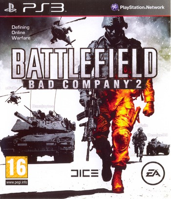 Battlefield: Bad Company 2 PS3 coverM (BLES00773)