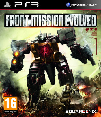 Front Mission Evolved PS3 coverM (BLES00788)