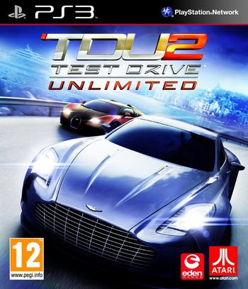 Test Drive Unlimited 2 PS3 coverM (BLES00884)