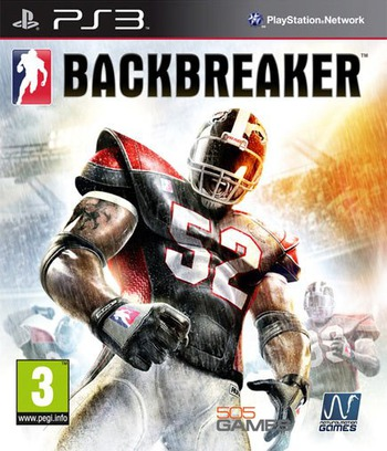 BackBreaker PS3 coverM (BLES00944)