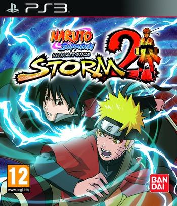 Naruto: Ninja Storm 2 PS3 coverM (BLES00952)