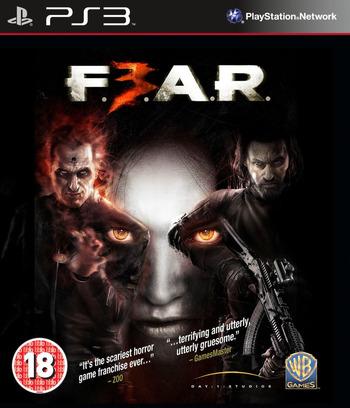F.E.A.R. 3 PS3 coverM (BLES00963)