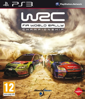 WRC: Fia World Rally Championship PS3 coverM (BLES00992)