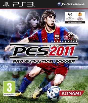 Pro Evolution Soccer 2011 PS3 coverM (BLES01022)