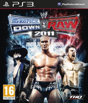 WW Smackdown vs Raw 2011 PS3 coverM (BLES01045)