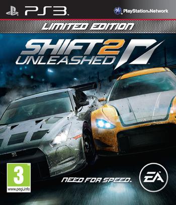 Shift 2: Unleashed PS3 coverM (BLES01066)