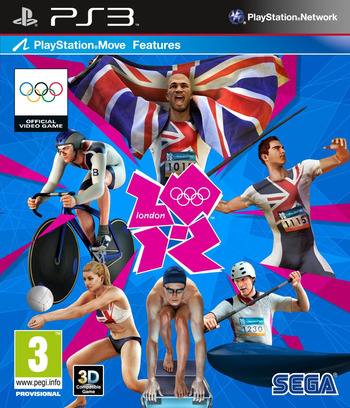 London 2012: The Official Video Game of the Olympic Games PS3 coverM (BLES01074)