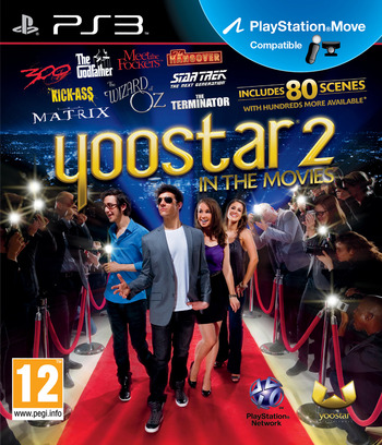 Yoostar 2: In the Movies PS3 coverM (BLES01080)