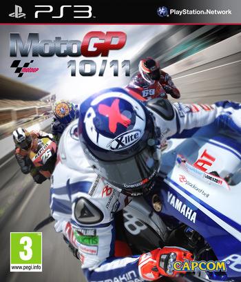 MotoGP 10/11 PS3 coverM (BLES01100)