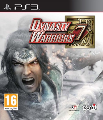 Dynasty Warriors 7 PS3 coverM (BLES01149)