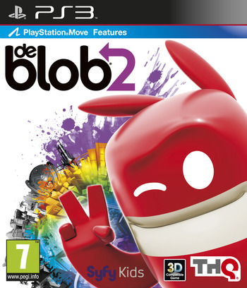de Blob 2 PS3 coverM (BLES01160)