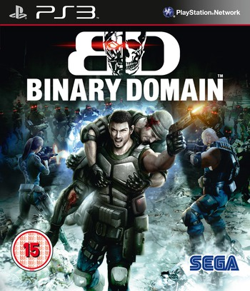 Binary Domain PS3 coverM (BLES01211)