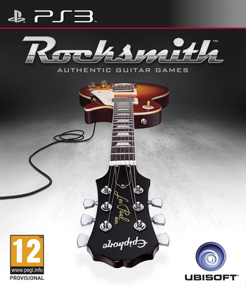 Rocksmith PS3 coverM (BLES01216)