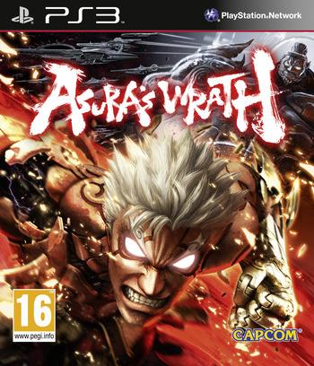 Asura's Wrath PS3 coverM (BLES01227)
