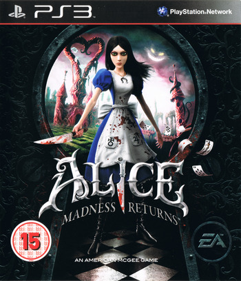 Alice: Madness Returns PS3 coverM (BLES01265)