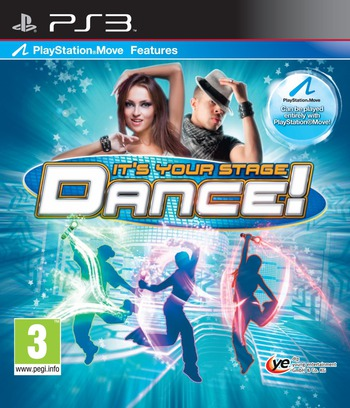 Dance! It's your Stage PS3 coverM (BLES01266)