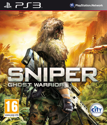 Sniper: Ghost Warrior PS3 coverM (BLES01286)