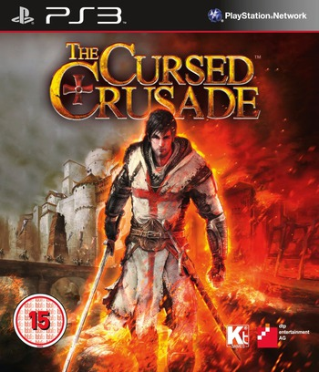 The Cursed Crusade PS3 coverM (BLES01299)
